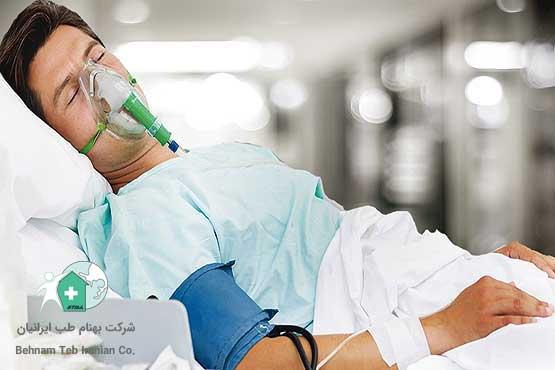 زیرانداز 5 لایه بیمار