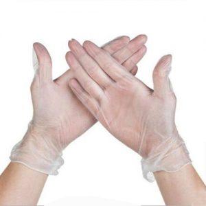 دستکش یکبار مصرف