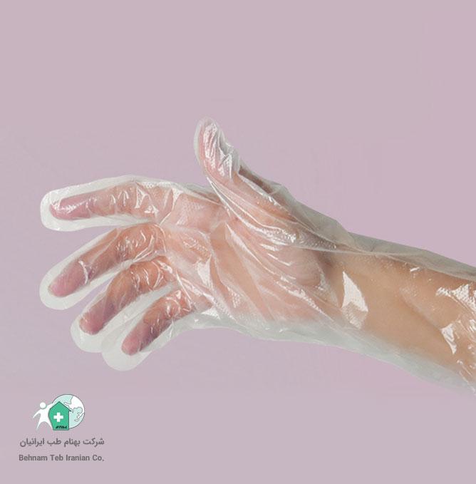 دستکش یکبار مصرف پزشکی